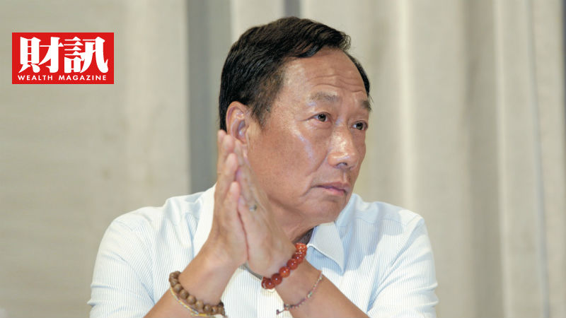 台商30年產業王》鴻海集團郭台銘 打造世界級的代工帝國