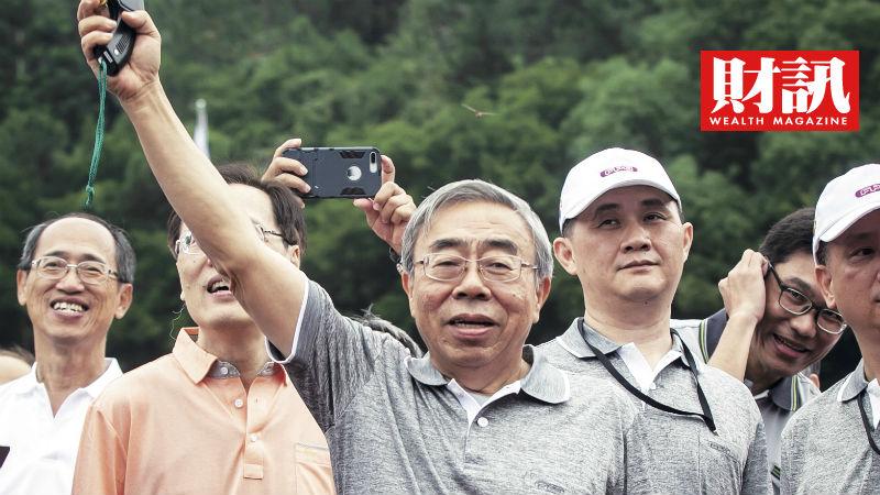 台商30年產業王》台塑集團王文淵 難以承受之重的中國夢