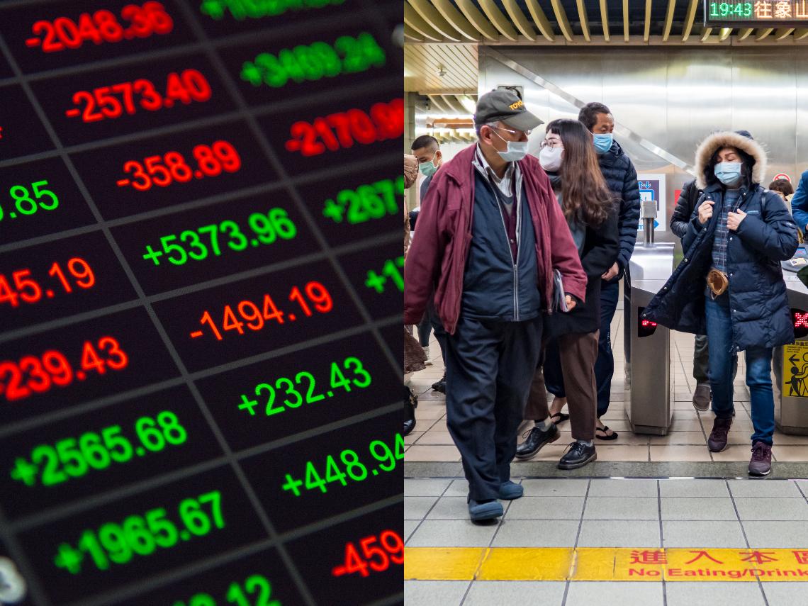 2月營收不樂觀 台股下跌壓力未除 後市關鍵在這一檔股票