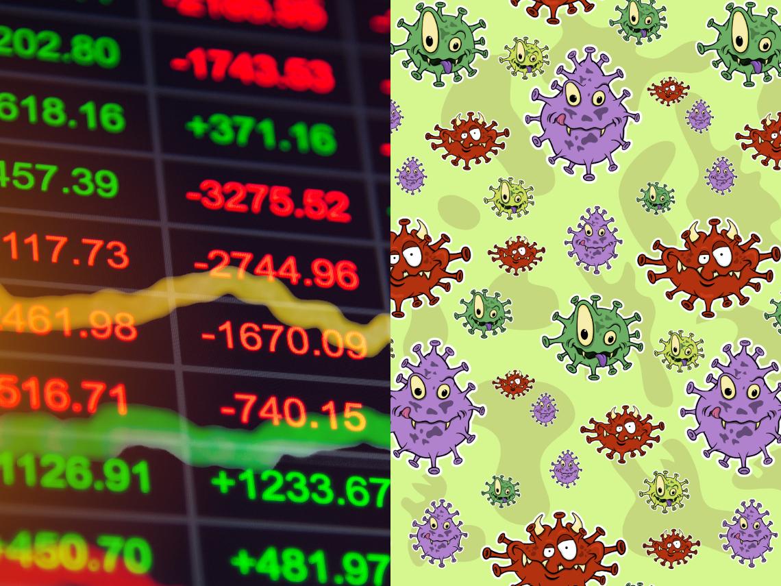 2018年和今年的股災都和「它」有關 只要出現大賣都是股市低點