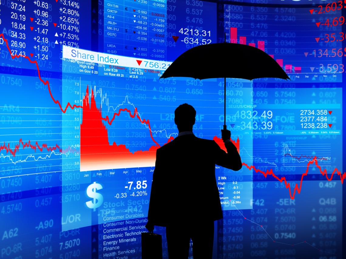 疫情蔓延投資要避險! 美股狂瀉為何來得又急又猛?台股是否會補跌?