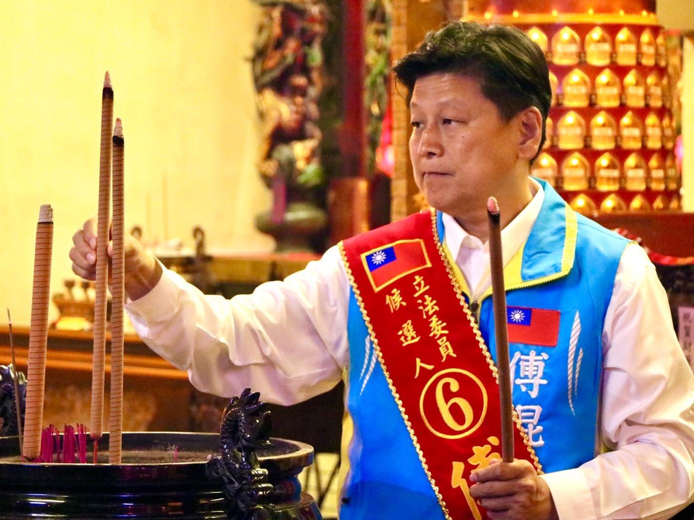 傅崐萁突破藍綠再稱霸!花蓮人親解「傅氏王朝」:共犯結構與人治關係