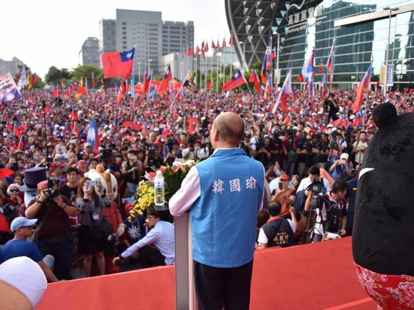 為什麼台灣會有這麼多「不管你信不信,總之我是信了」的韓粉?