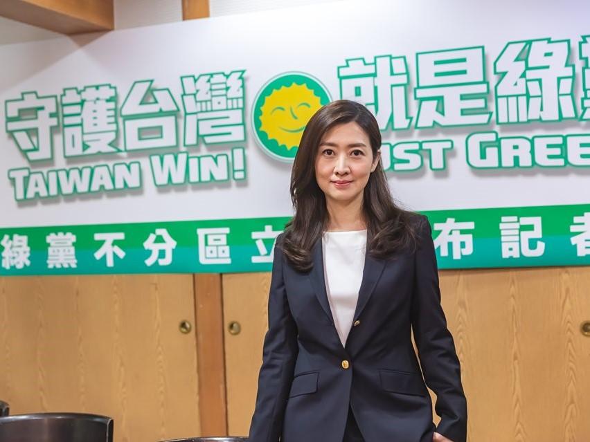 台灣有太多政客只在乎下一次選舉了!鄧惠文醫師為何加入綠黨?