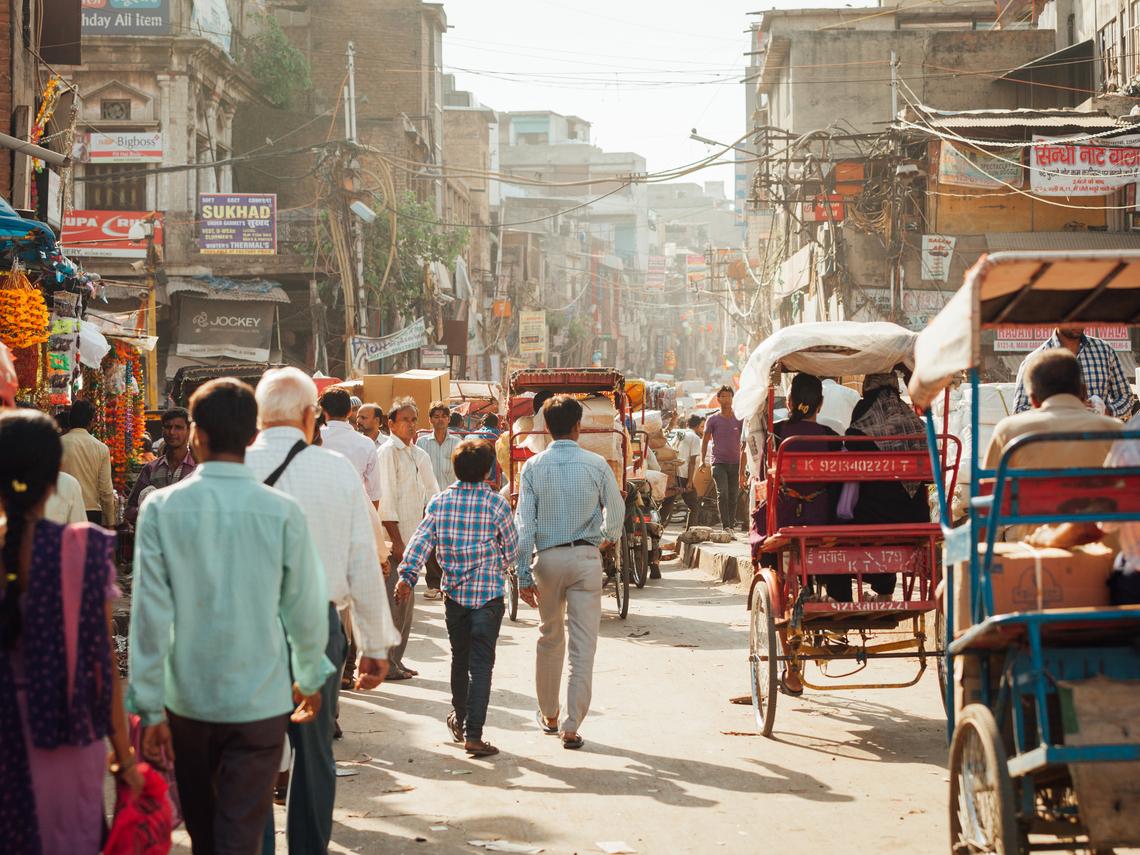 無能比貪腐更可惡!印度經濟為何走弱,曾經的金磚五國怎麼了?