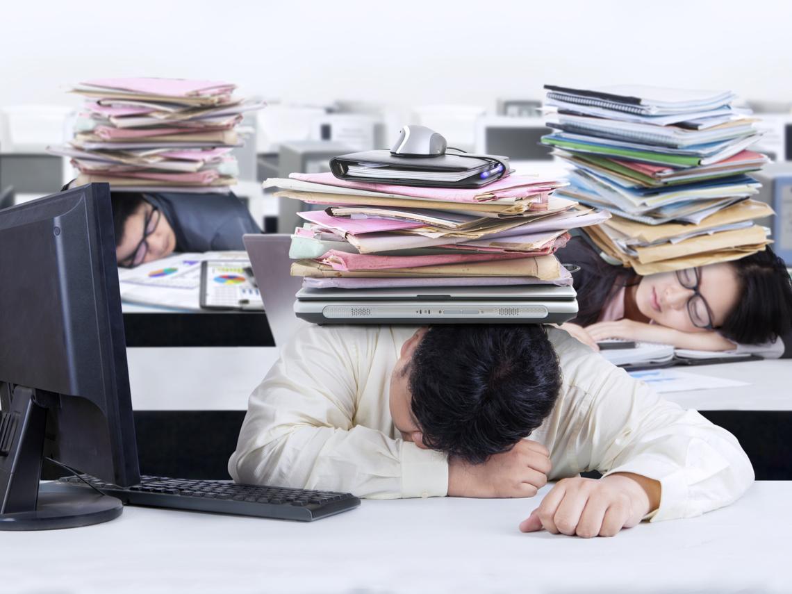 「能者多勞」是最大謊言!職場上不懂拒絕的人,最後都累死了