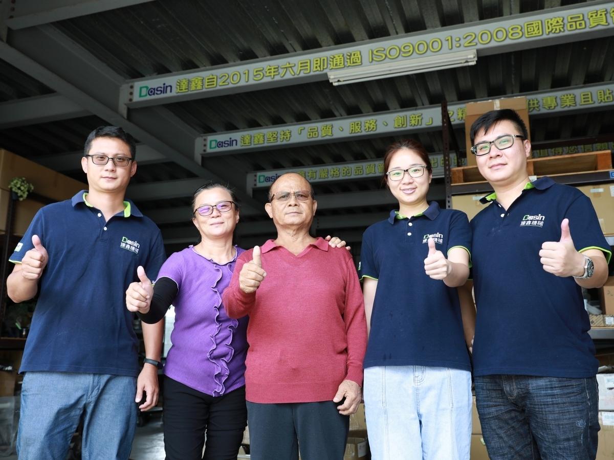 超過六成茶飲品牌都愛用  台灣飲料隱形高手-達鑫機械