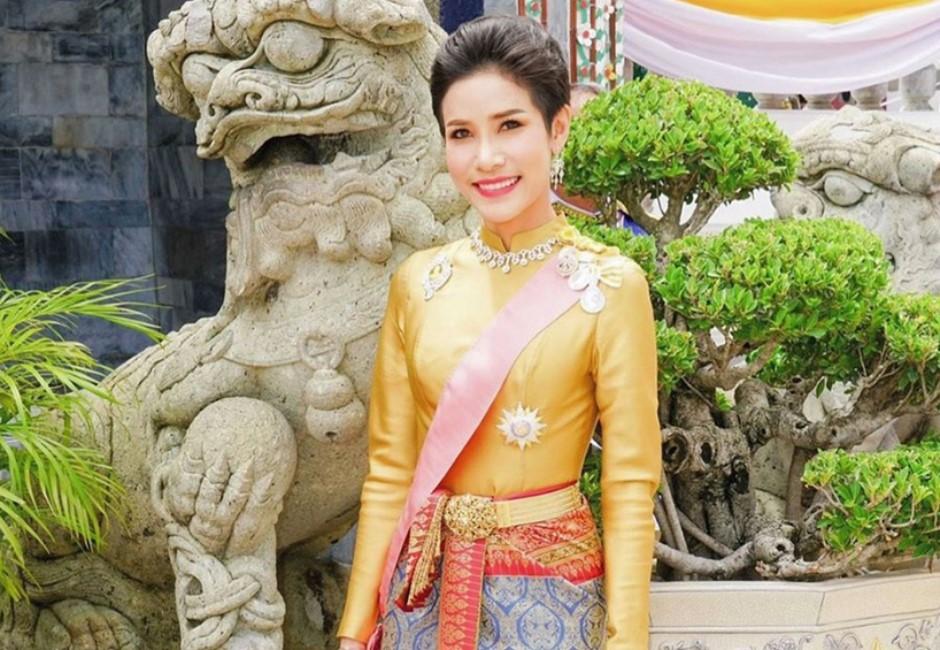 泰版甄嬛傳!泰國87年來第一寵妃,34歲詩妮娜搶后位失敗,慘被打入冷宮