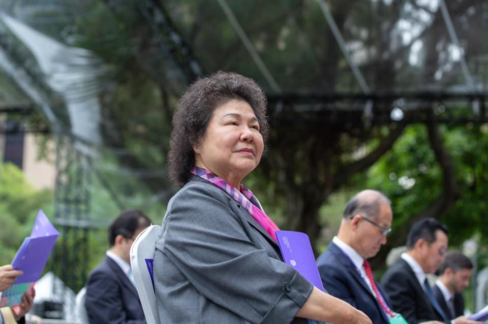 陳菊被提名監察院長 宣布辭去所有政黨職務、退出政黨