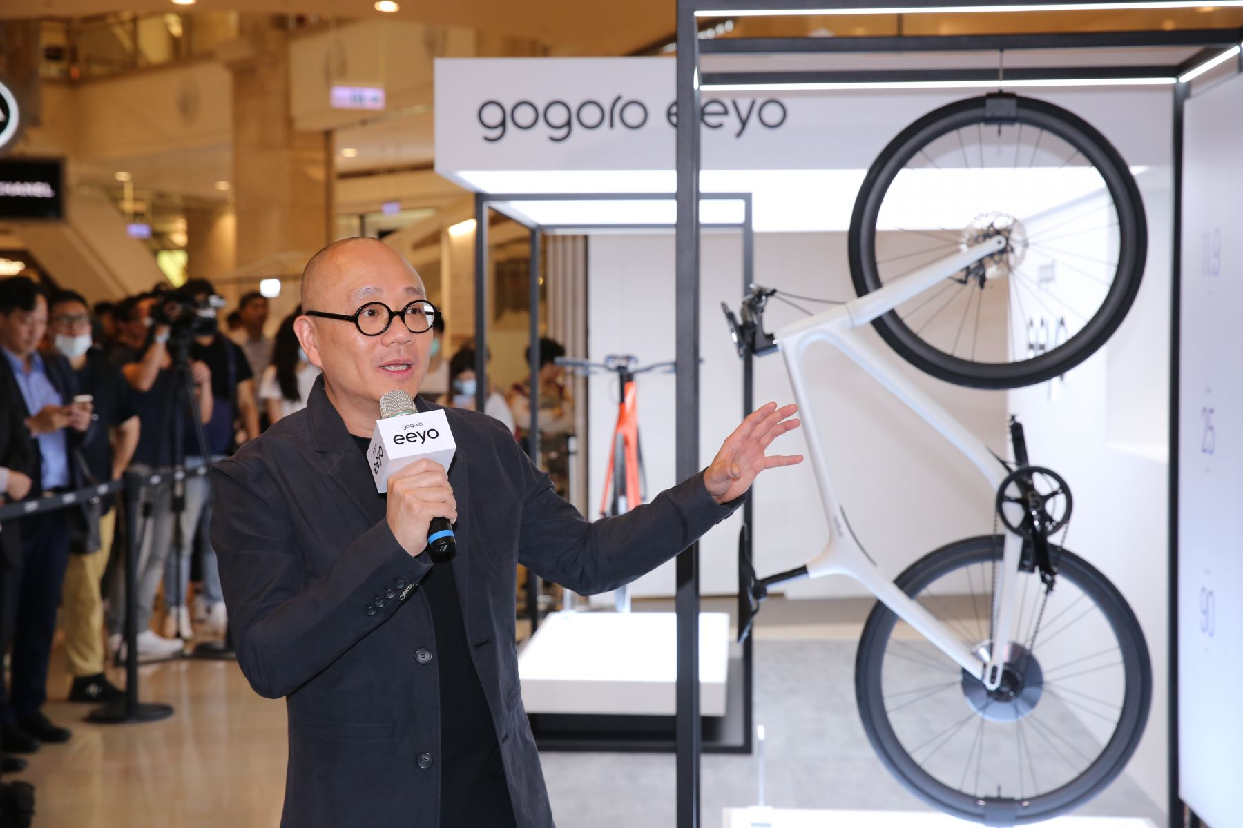 世界最輕的電動自行車,Gogoro Eeyo入手價11.9萬起!陸學森:最大市場在歐洲
