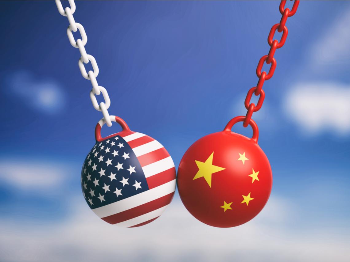 制裁中國!川普簽署香港自治法案 終止香港優惠待遇