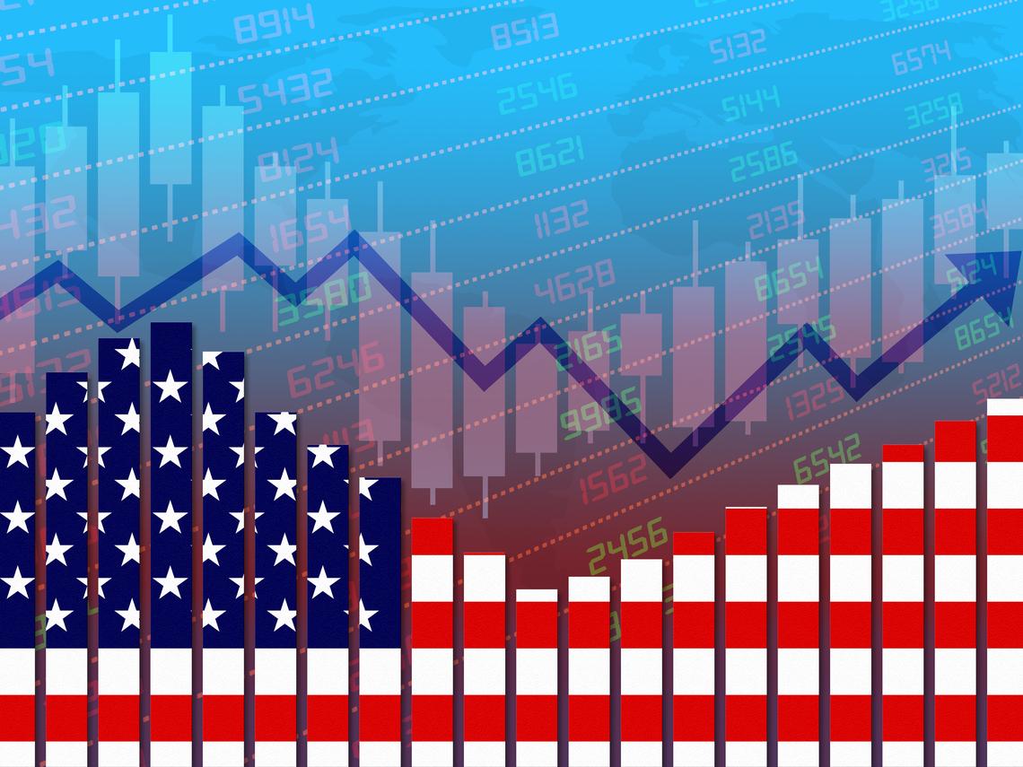 三大角度解析 一文看懂美國疫情、經濟趨勢和川普選情變化