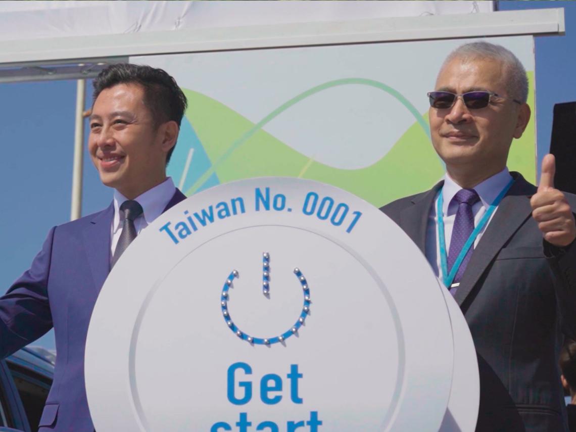 台灣第一張「自駕」車牌! 工研院無人車上路大挑戰