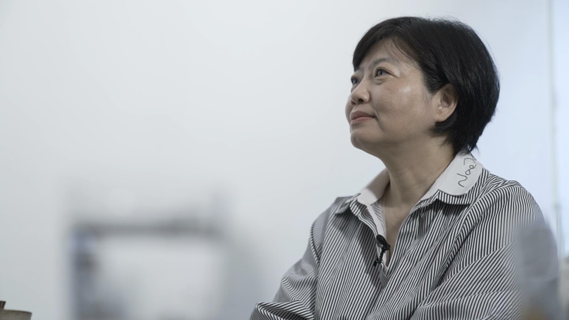 跟家人談論死亡,對郭慧娟來說反而更深入了解家人的生命歷程