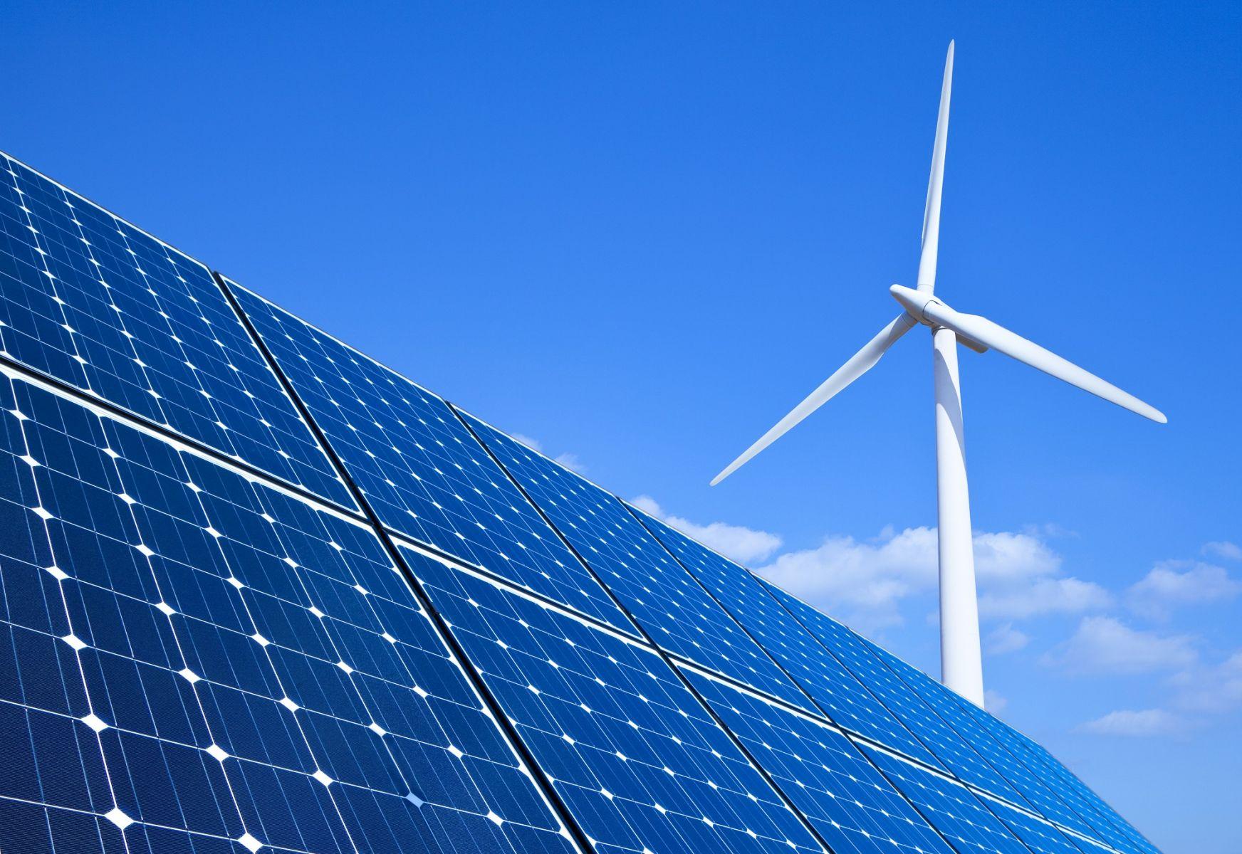 跟上國際能源轉型腳步 發展綠電永續環境