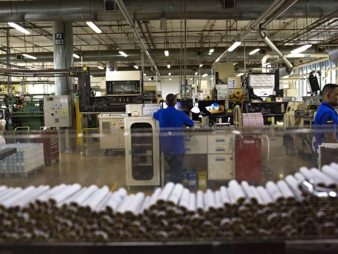 菸草業龍頭PMI 兩路並進穩住市場
