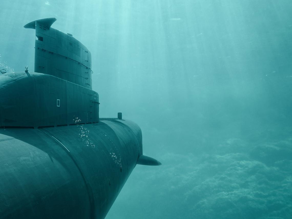 潛艦國造 台灣造船業奇兵出列