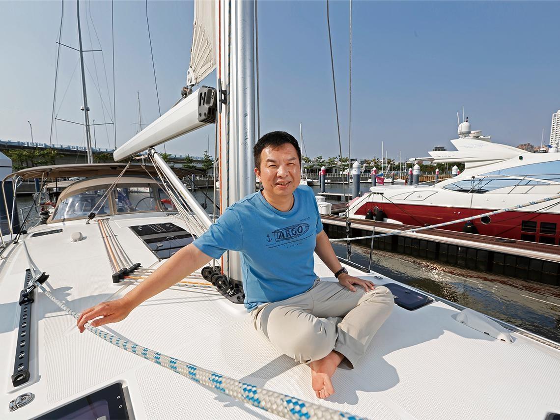台南幫三代   拿下虧五年燦星旅背後籌謀