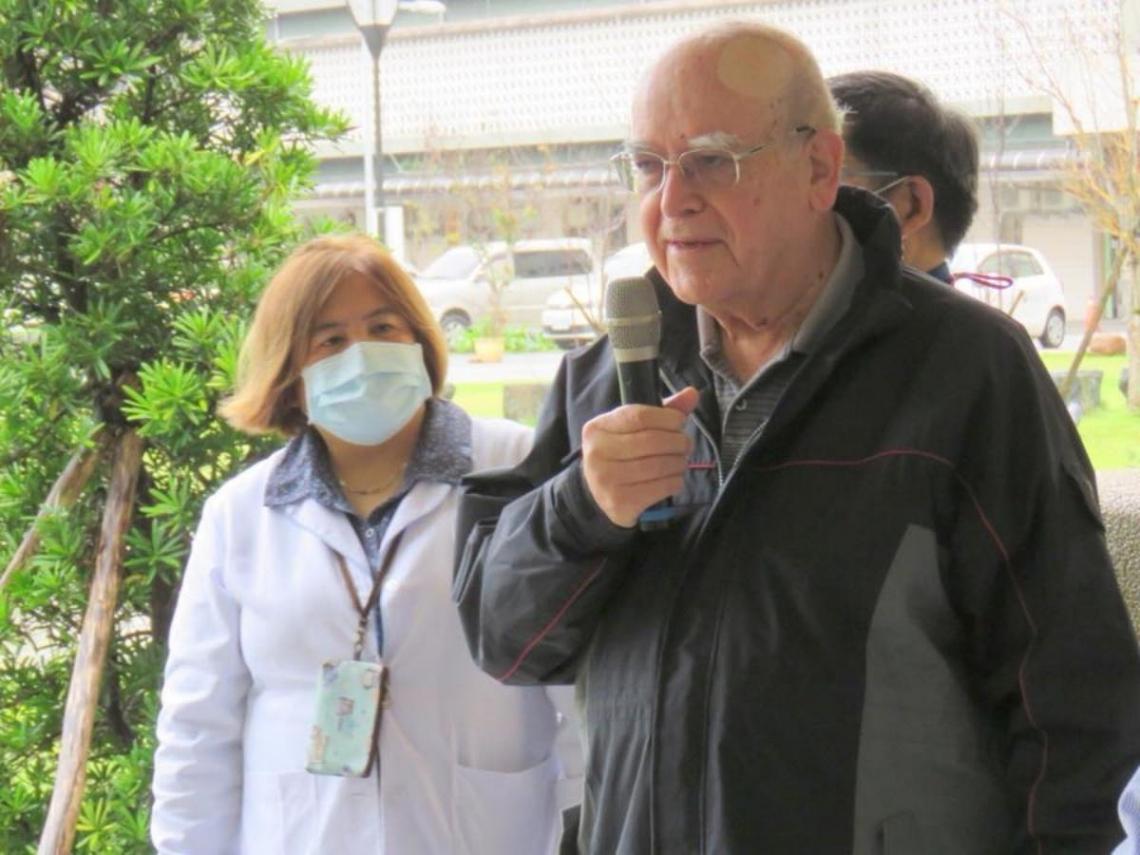 6天收到台灣人1.2億元善款! 義大利神父呂若瑟急喊停:癌末先生、賣菜阿嬤都來捐錢,謝謝大家的愛心