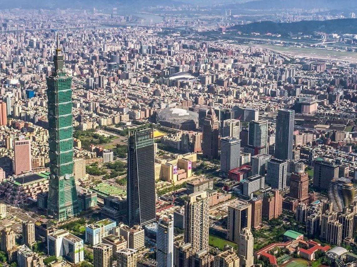 北市「商辦熱潮」會受疫情衝擊? 商仲:台灣防疫有成更能吸引外資投資