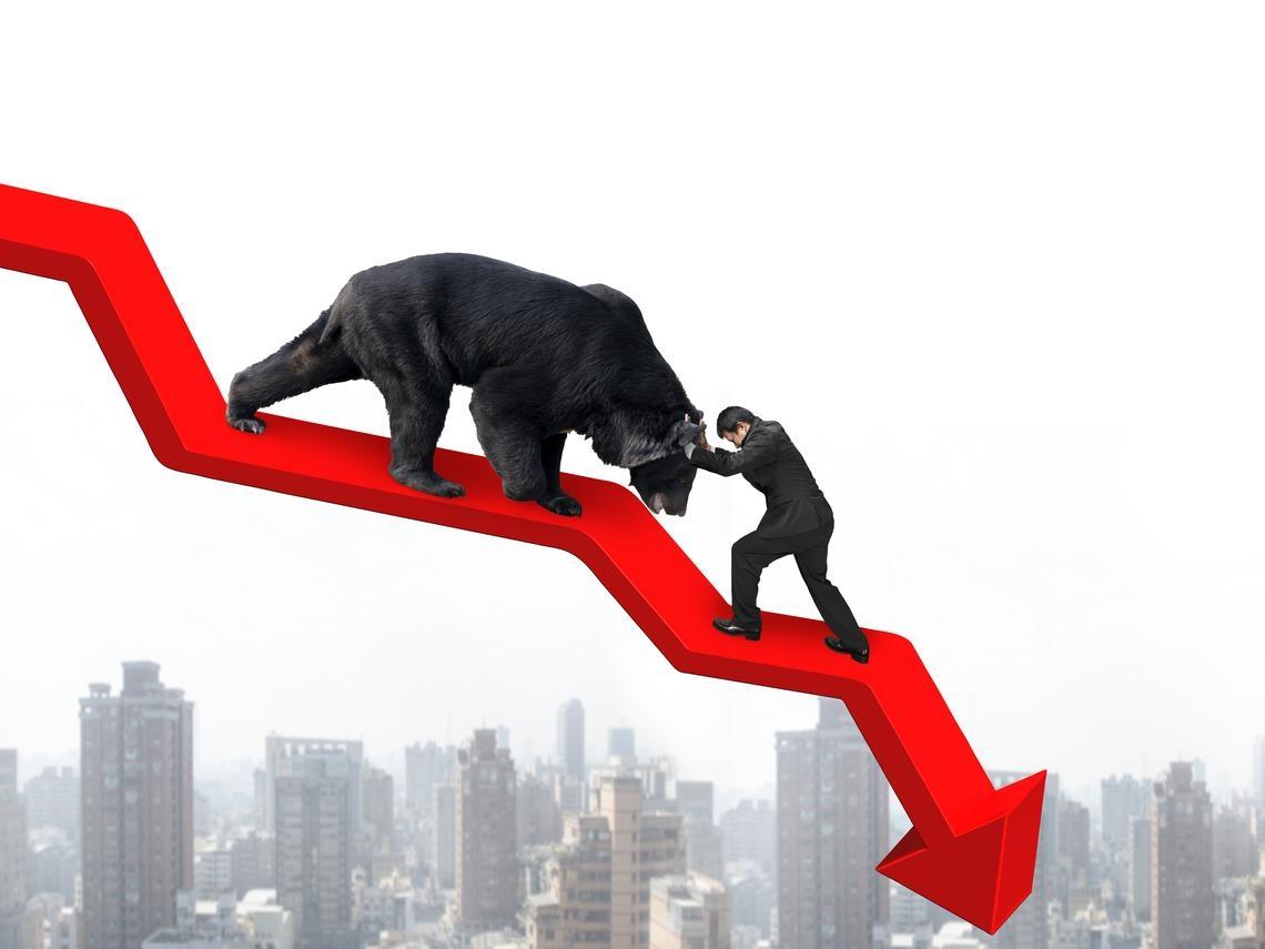 帳面虧損20%...在股市裡,重傷2次就提早畢業!在股災中,你只有這兩條活路
