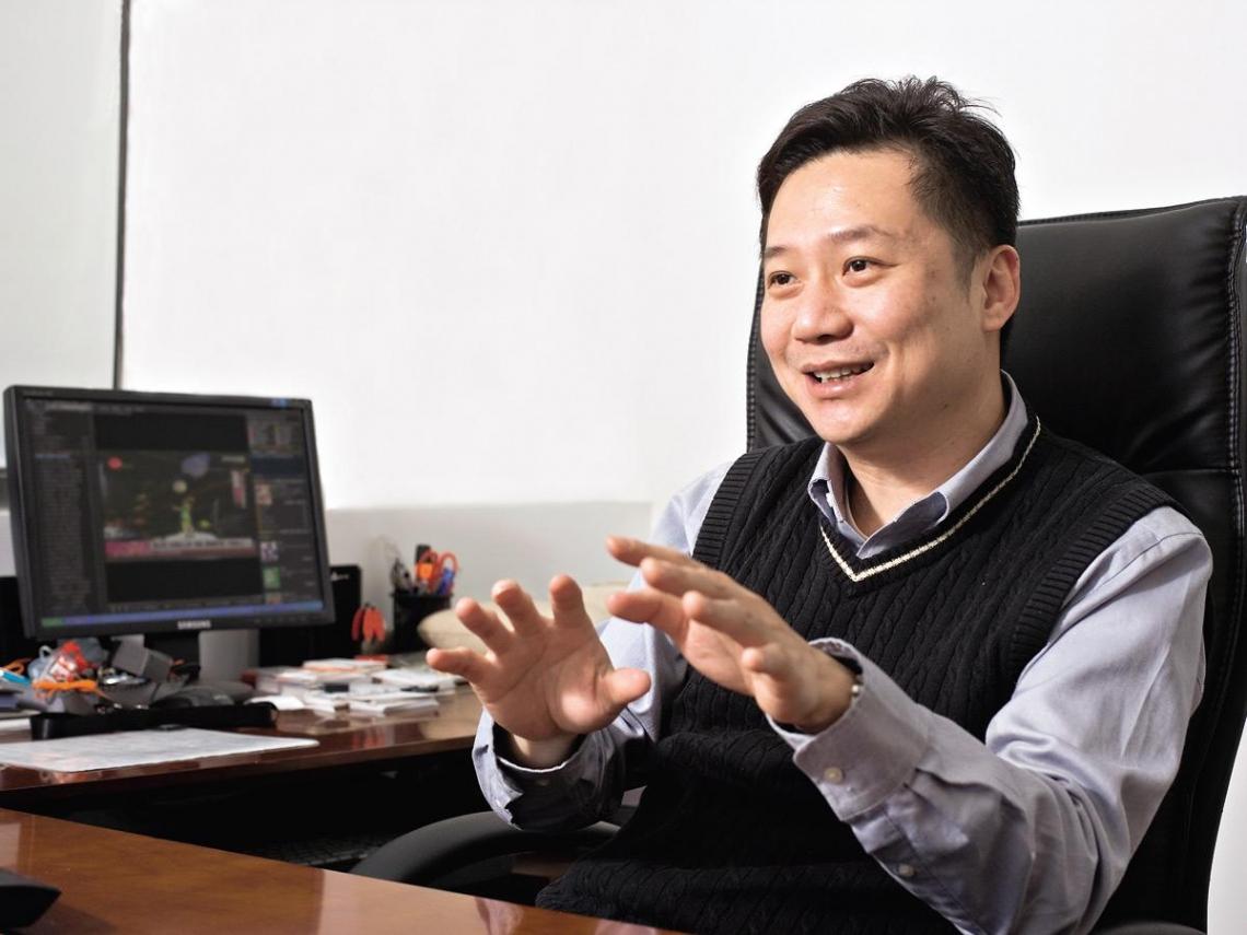 徐偉峰:別讓六百元扼殺台灣電視創意