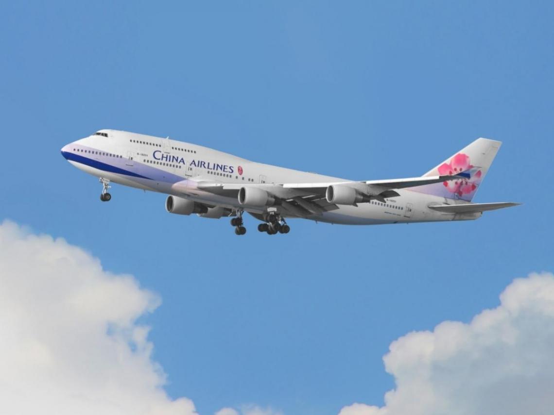 「華航運送物資別再放上China Airlines標誌」 蘇貞昌:以免被誤認是中國,我們吃很多這種虧
