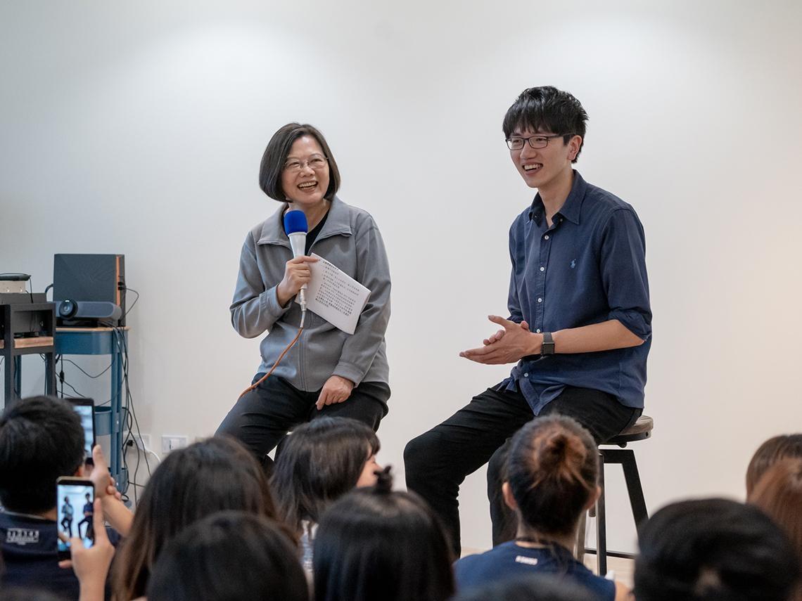 富比世傑出青年大獎》28歲CEO林裕欽,打造最懂400萬年輕人的Dcard