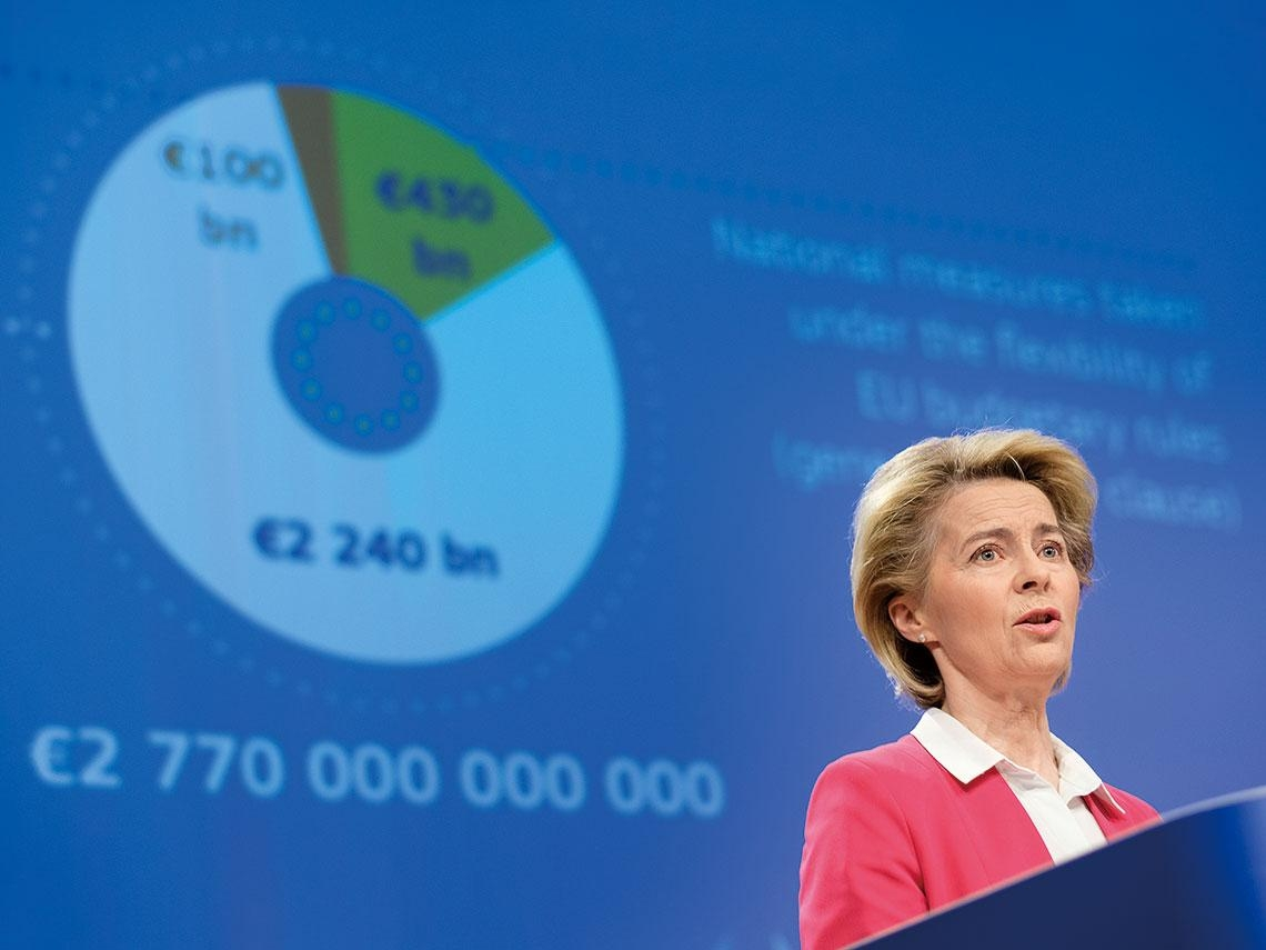 佛系防疫的歐盟  面臨史上最大崩解危機