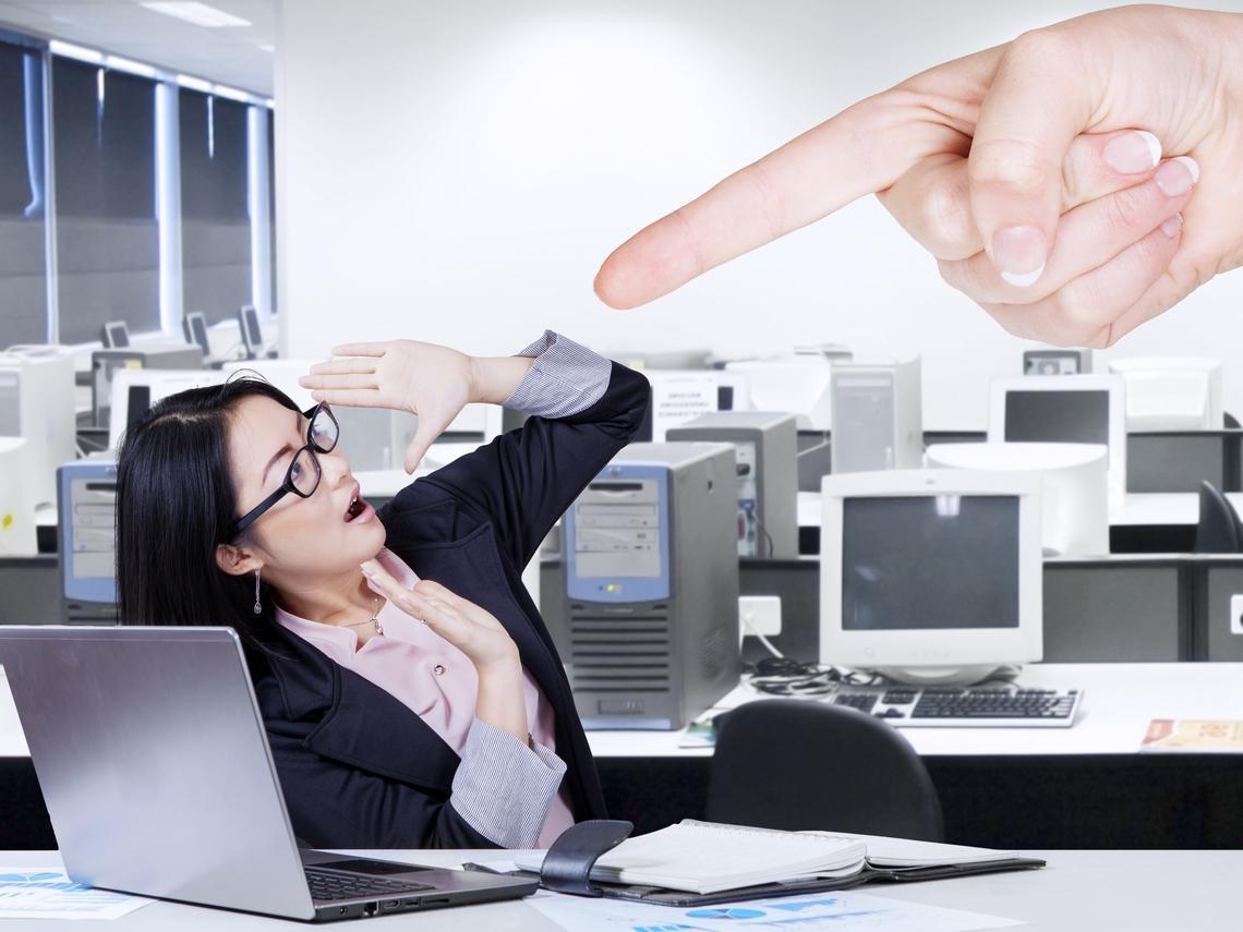 職場被霸凌,法律怎麼保護你?勞動律師教你2招反制
