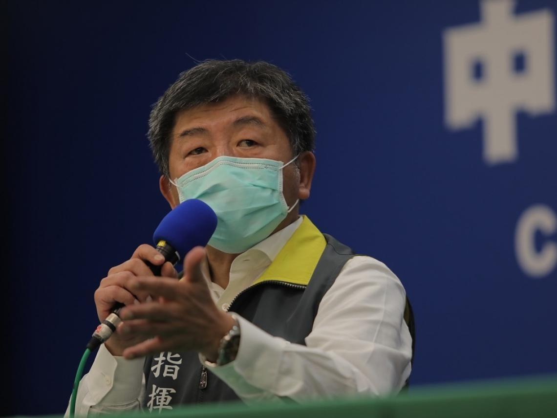 WHO昨主動致電我國討論疫情 陳時中:世衛終於看到台灣了