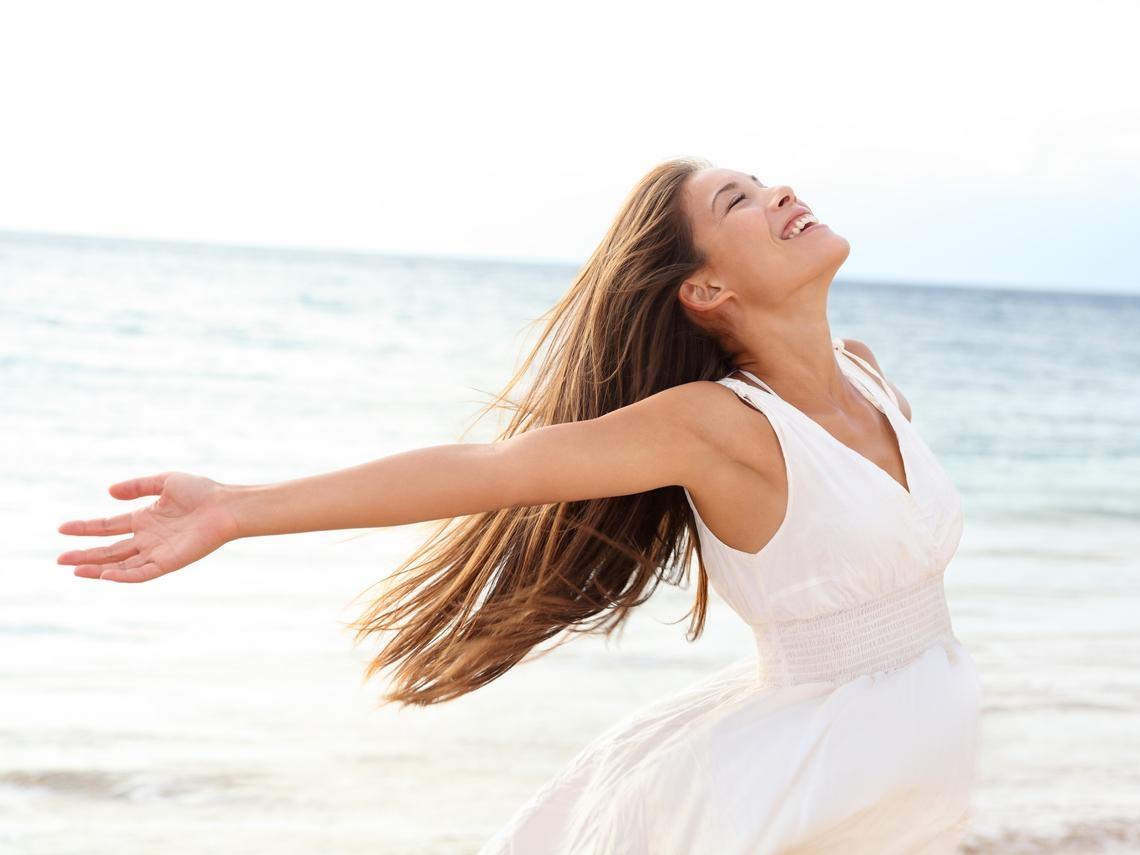 50歲後的成熟,是愛上不完美的自己!試著用這樣的方式,找回你的自在人生