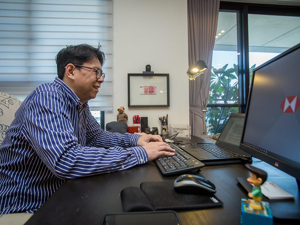 金融業超前部署!滙豐台灣隔離管理學:每通電話都錄音,提醒「不能做的事」