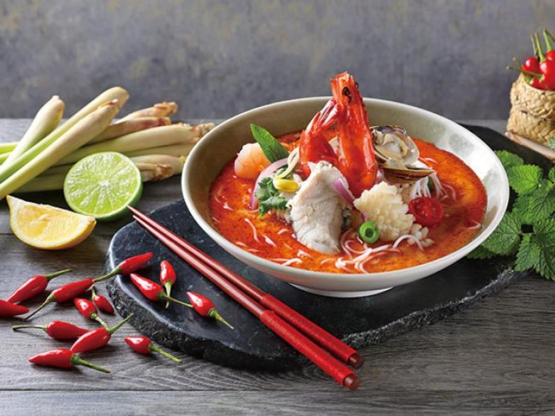 Asia49亞洲料理及酒廊  南洋美食清爽開胃