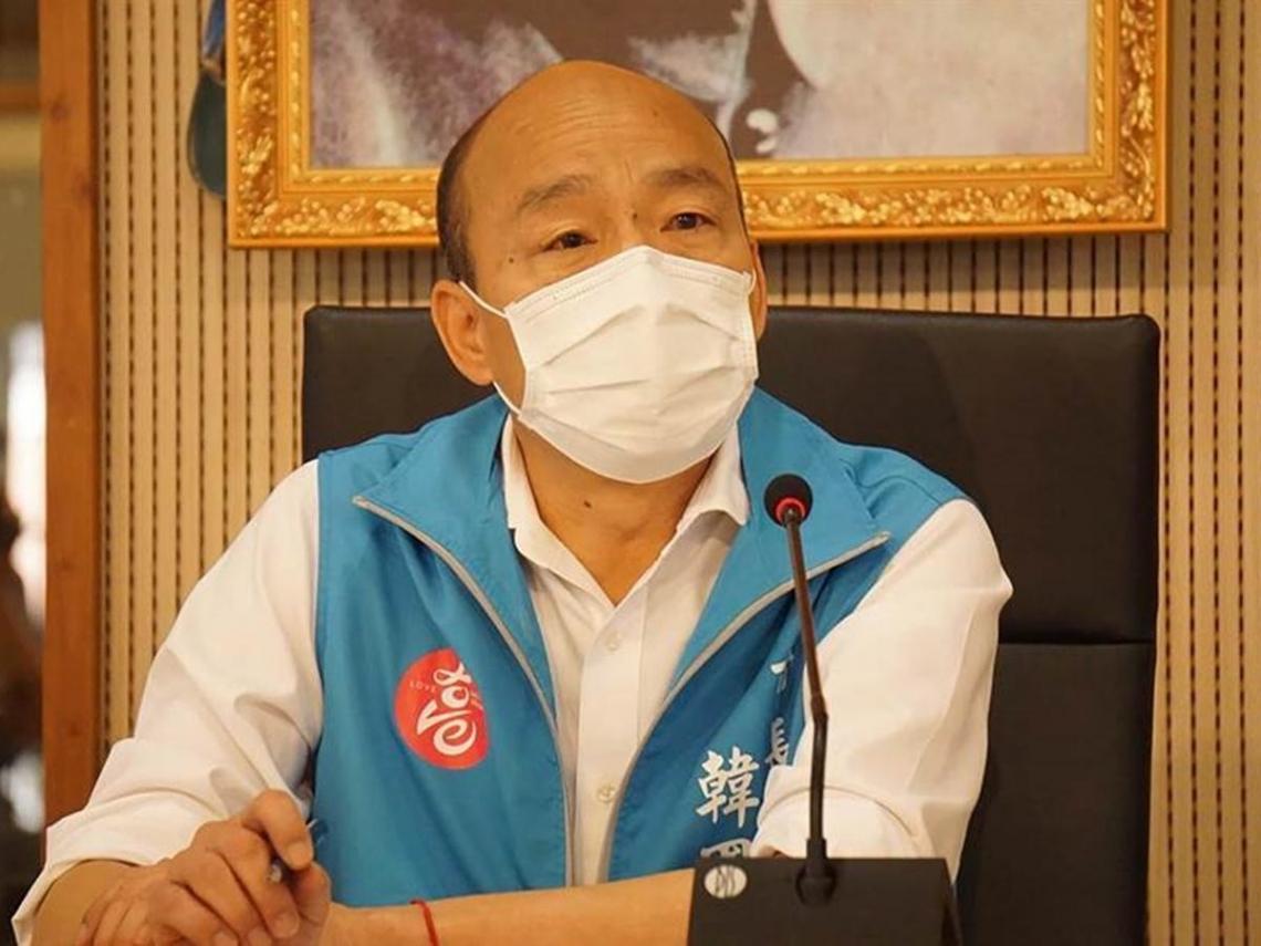 韓國瑜:高雄市八大場所即起採實名制 業者須遵守四項規定