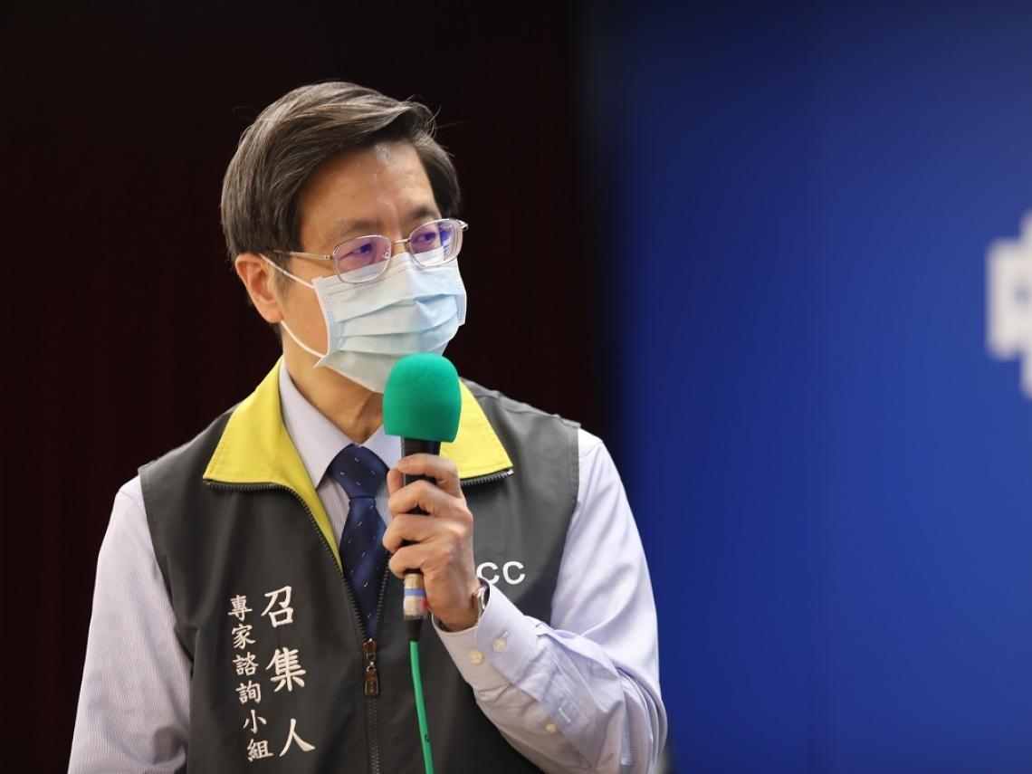 「使用呼吸器的重症者也可康復!」相較國外90%死亡率 張上淳曝台灣神數據
