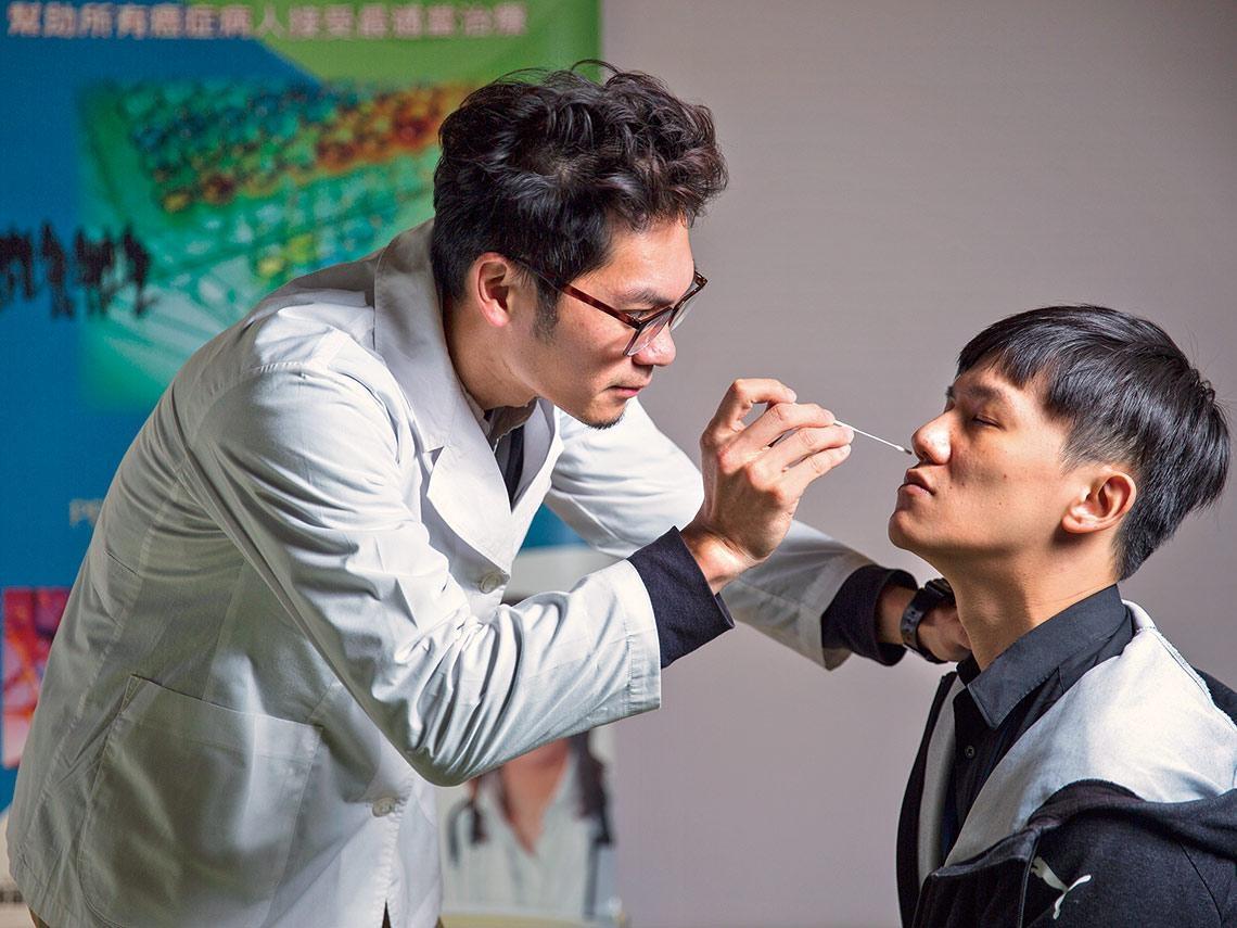 台灣產業、科研組隊  合攻病毒檢測市場