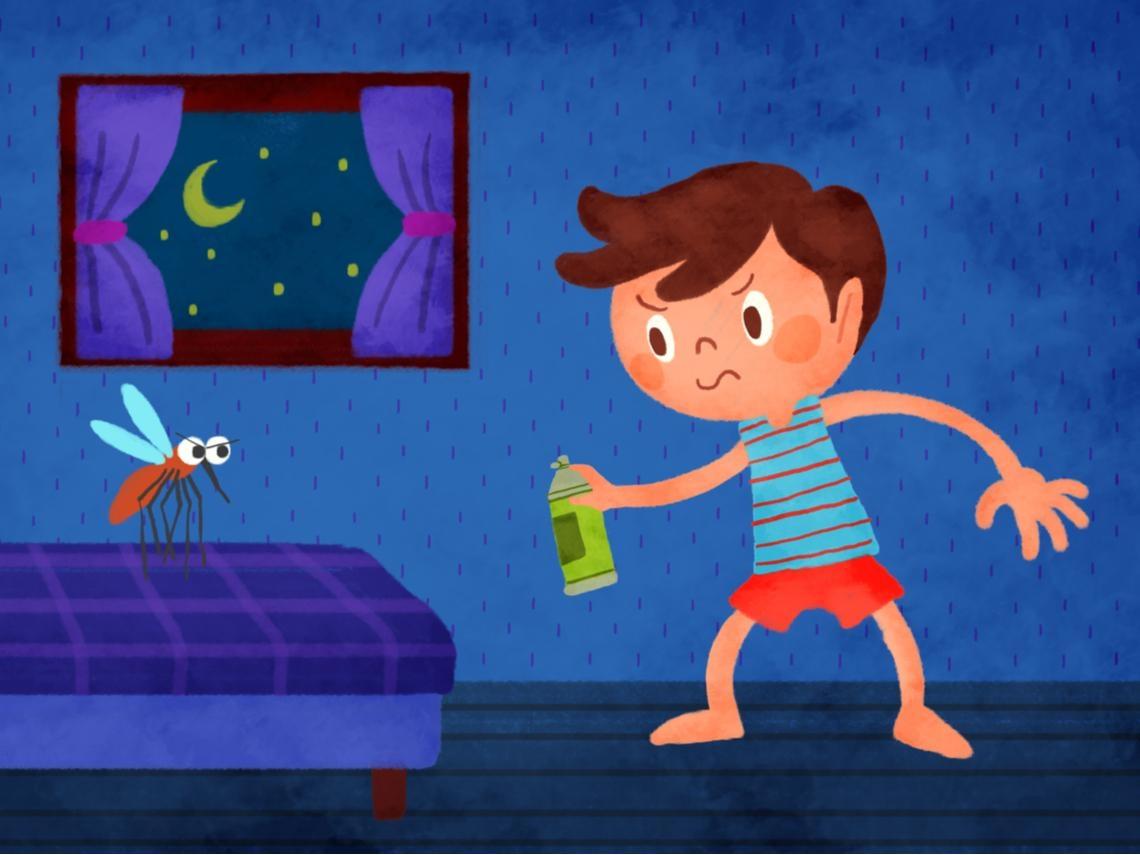 每晚嗡嗡嗡,蚊子到底哪裡來的?網友揭真相:門窗緊閉還不夠,蚊子都從這幾個小地方溜進來