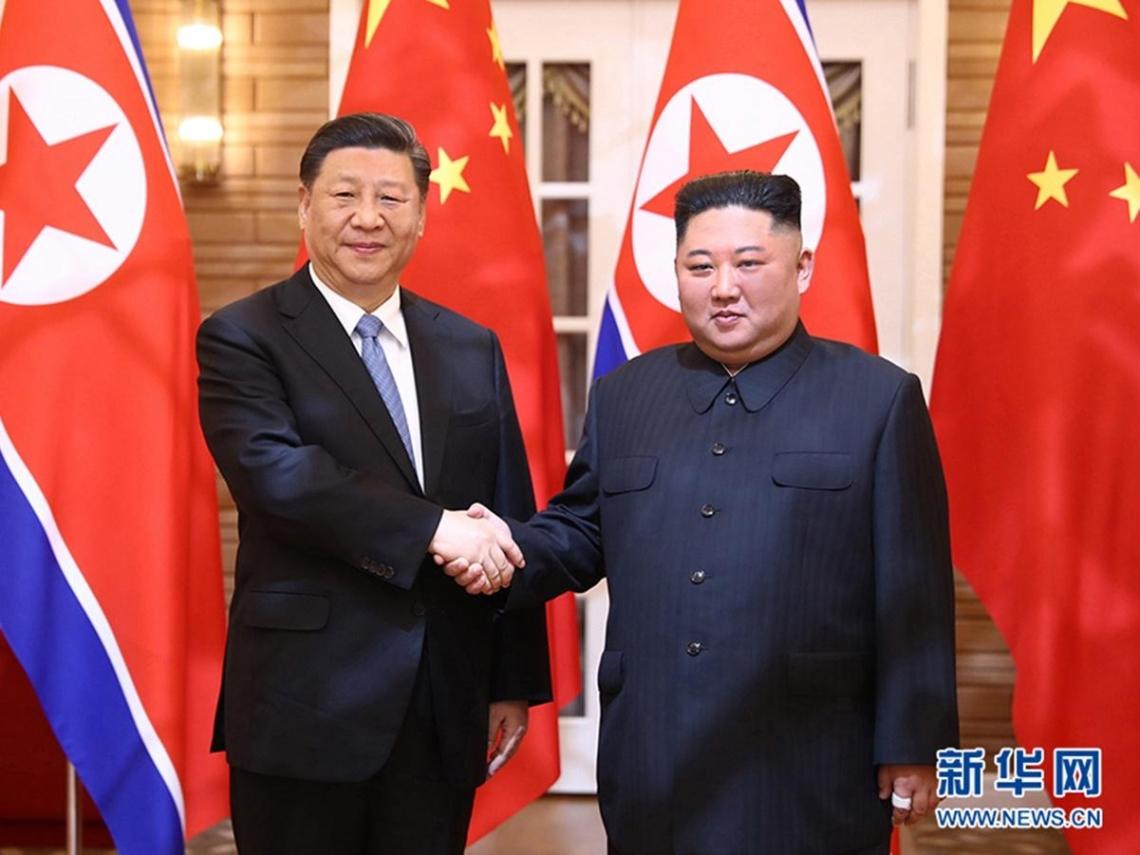 金正恩有新動作...「致口信」給習近平 大讚他率領中國控制住疫情