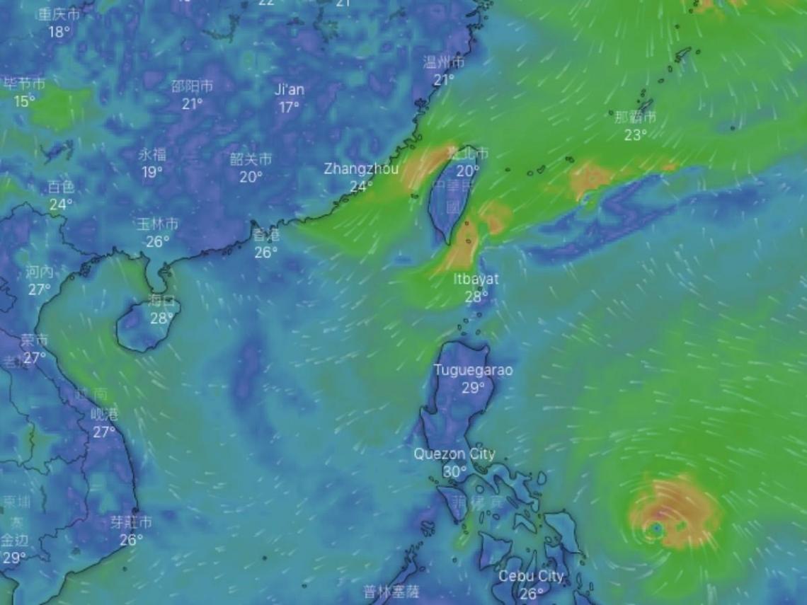 今年首颱黃蜂已於昨晚生成 預估「這天」最接近台灣