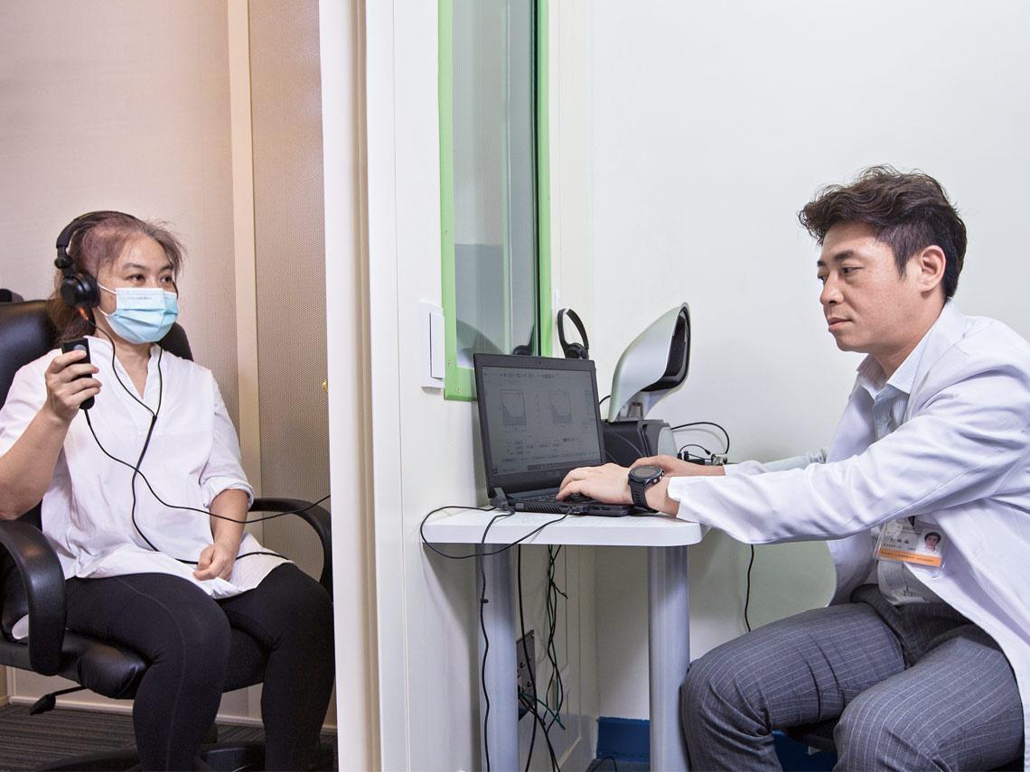 拯救高齡化台灣危機 需要聽力師助攻