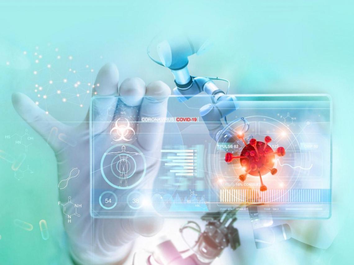 化科技力為防疫力 新冠病毒掰掰去