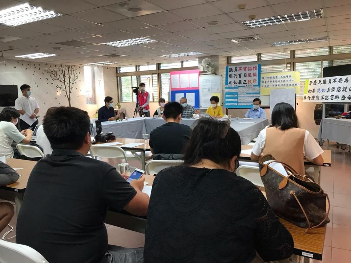「若岳母遭虐待,為何堅持不把她轉到其他安養機構」 兆如安養護中心批李慶元指控不實今提告