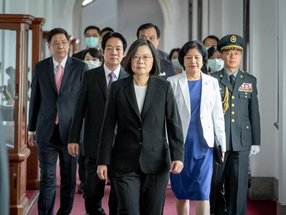 蔡英文就職演說全文》打造「六大核心戰略產業」 讓台灣成為未來全球經濟的關鍵力量