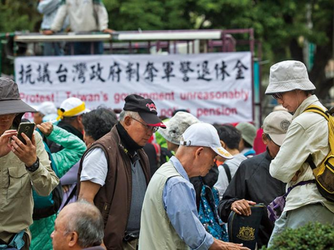 勞保年金制度七年原地打轉後  蔡政府應藉高民意「有感改革」