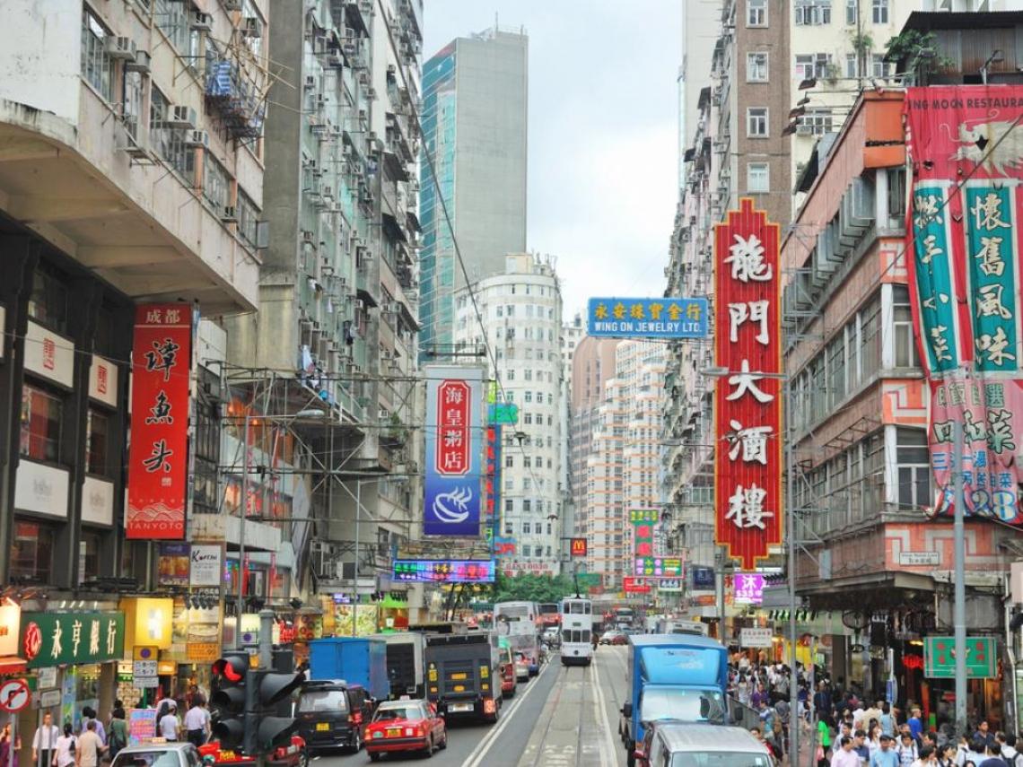 「港版國安法」等同敲響自由喪鐘!美官員:恐取消香港特殊貿易地位