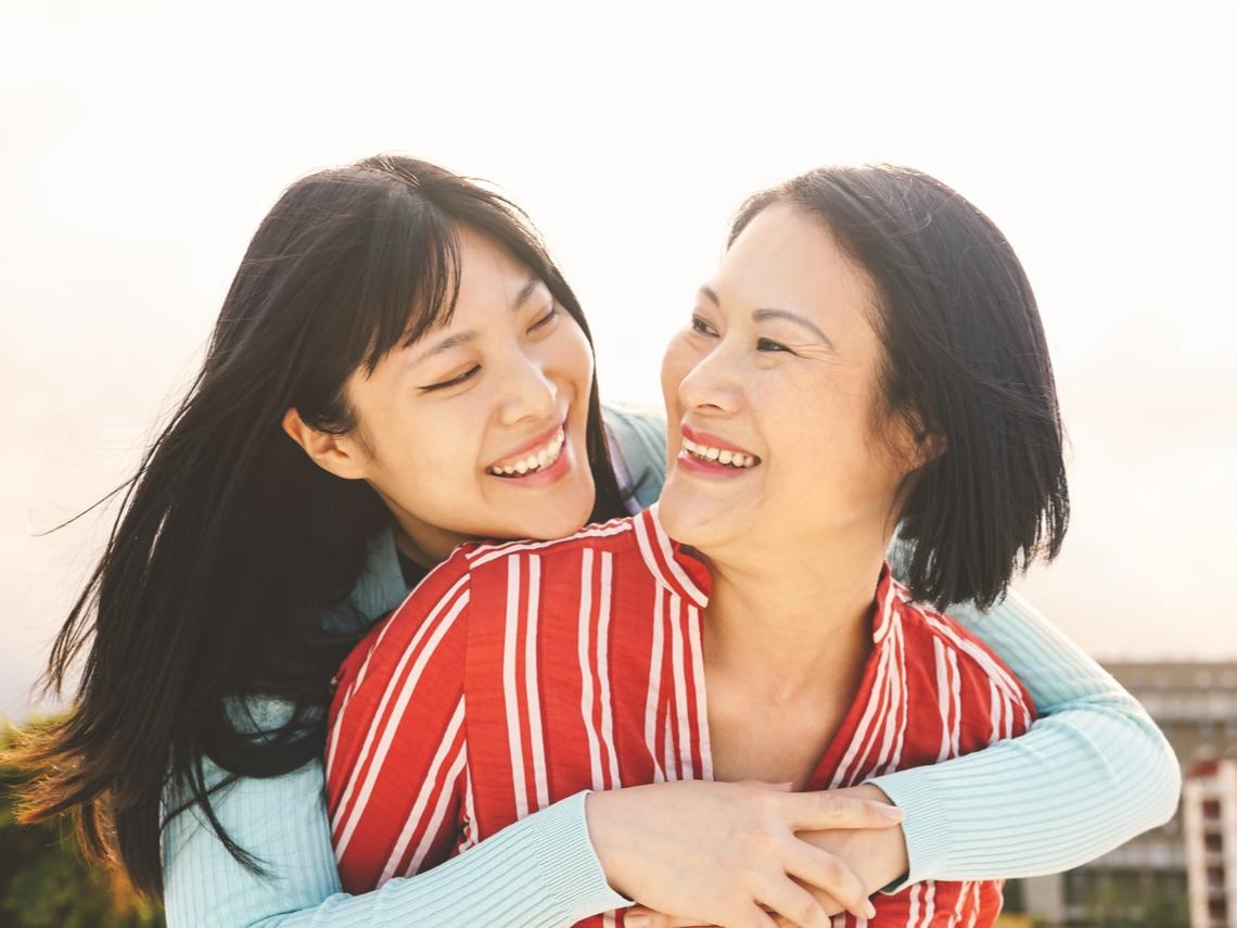 放手之後,感情更好!空巢期前先明白,孩子最親密的人不見得是你