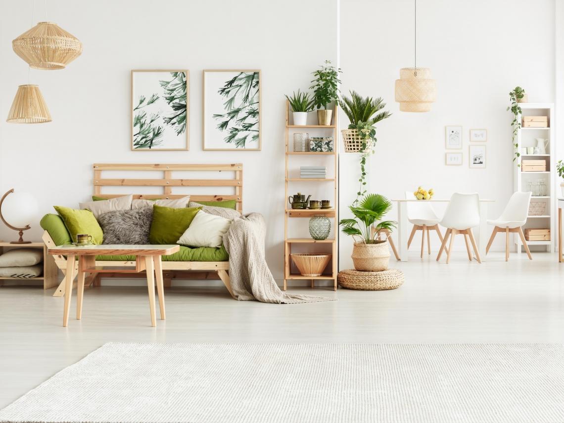 綠裝修IN、毒素OUT,永續×健康室內設計新潮流