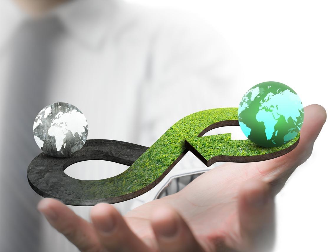 世界趨勢浪潮:循環經濟與資料經濟跨界交乘