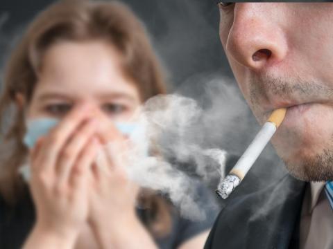 無抽菸習慣罹肺腺癌?你我都在高風險環境中